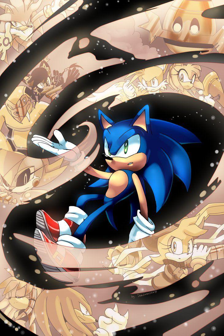 Sonic The Lost Hedgehog Tales Sonic Hedgehog Sonic Art