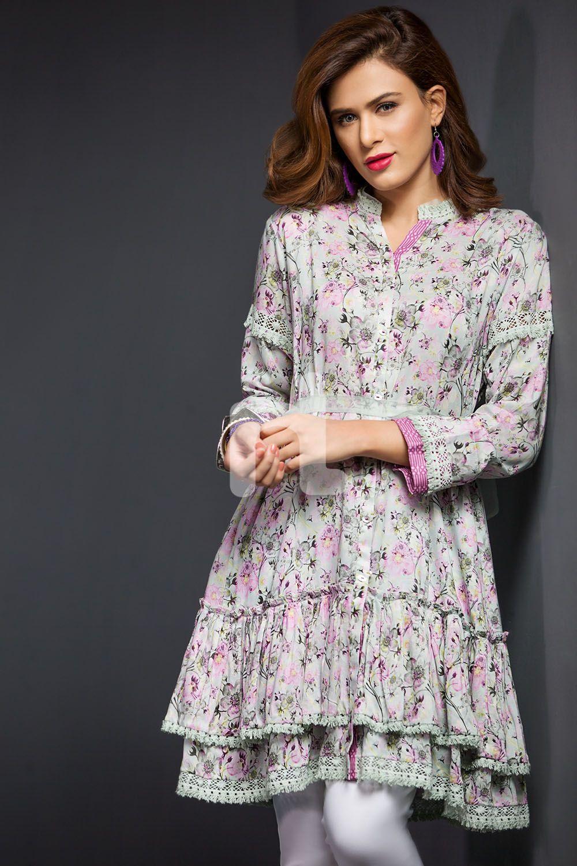 Fashion week Formal stylish wear for lady