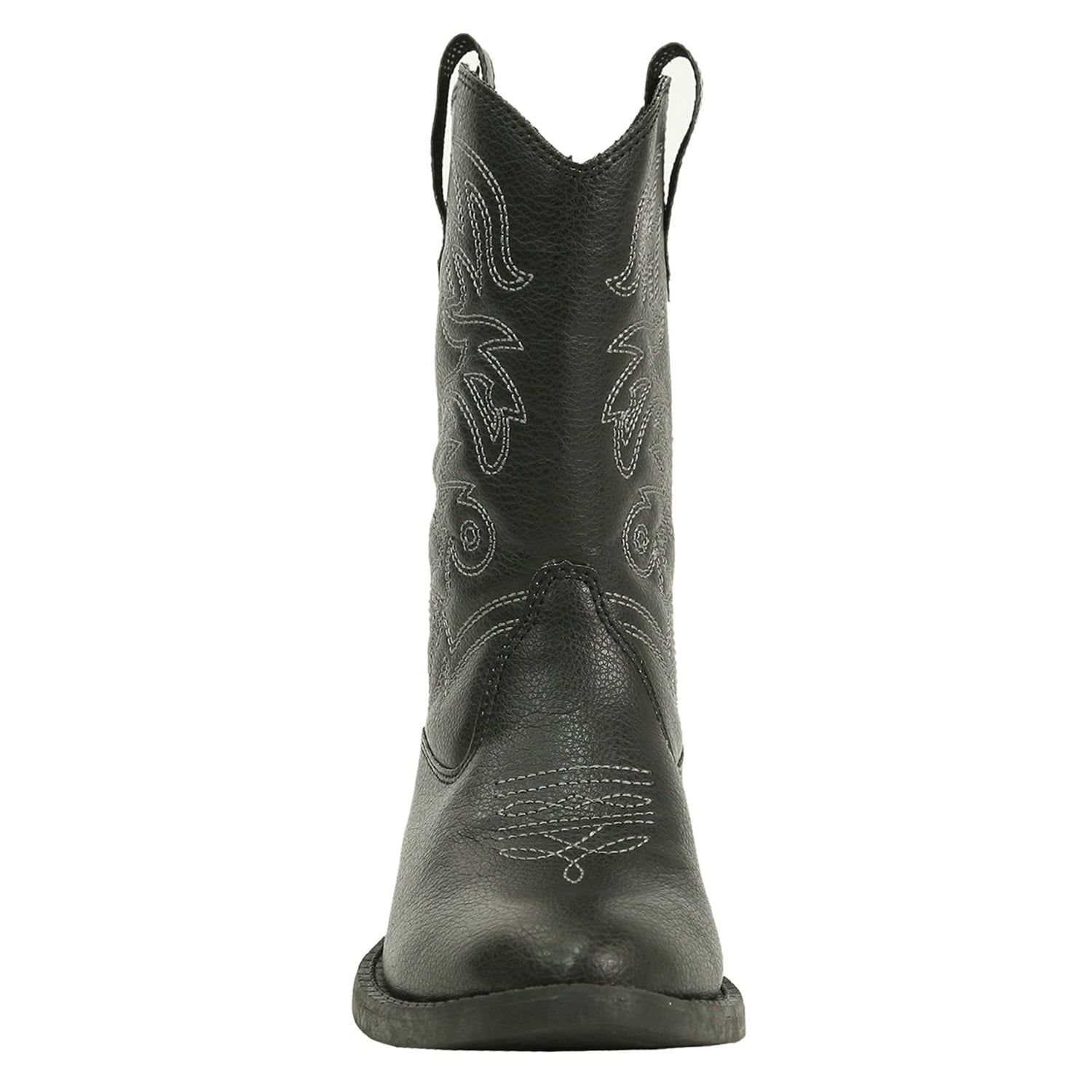 Deer Stags Ranch Kids Cowboy Boots