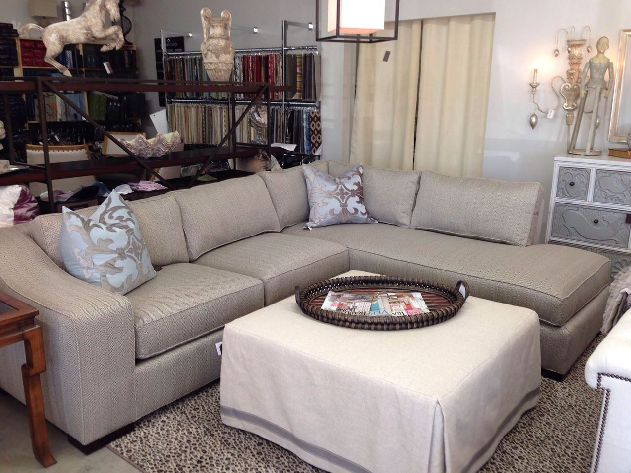 CR Laine s Dane Sectional is one of my new personal favorites in