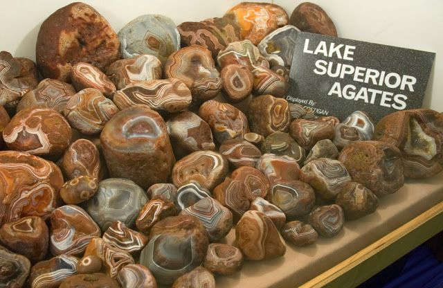 Best place to find lake superior agates