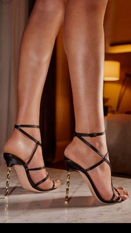Granny High Heels