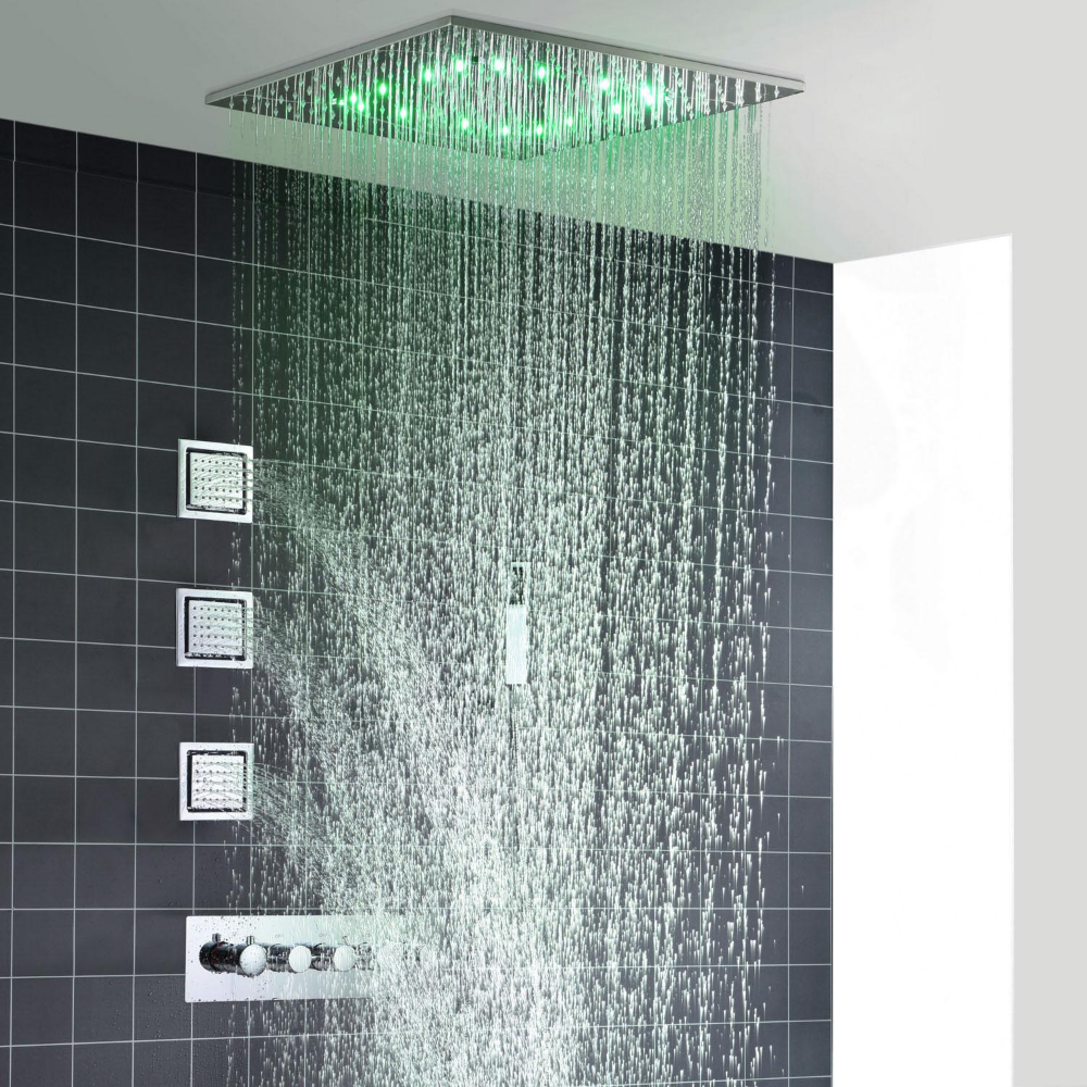 Pin On Led Shower Faucet Set Ideas