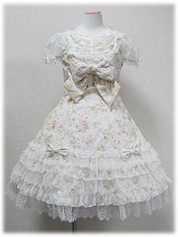 Angelic Pretty / One Piece / Rose Princess Doll OP