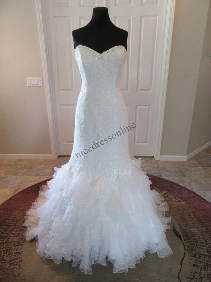 Mermaid Wedding Dresses Under 500 2016 Cheap Wedding Dresses With ...