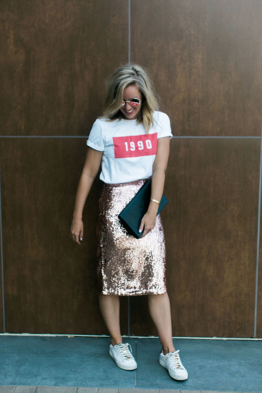 How to sequins wear day or night video