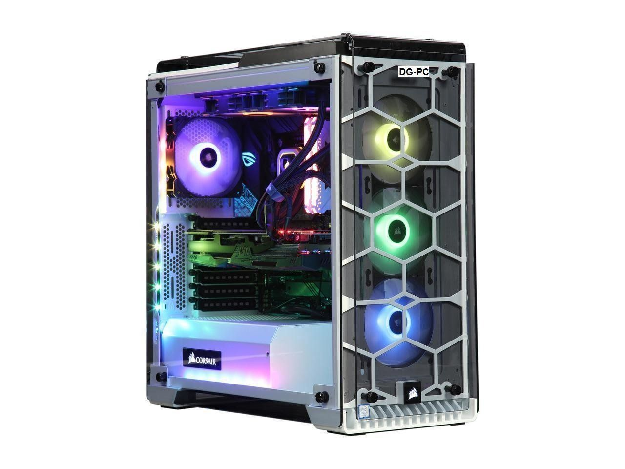 Dg Gamer Master Ultra Gaming Pc 9900ks 32gb Ram Rtx2080 Super 8gb