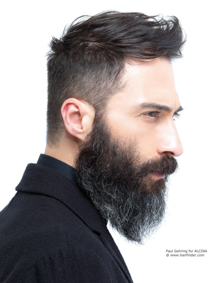 Undercut Hairstyle With Beard Google Search In 2020 Thin Hair Men Mens Hairstyles Thin Hair Beard Hairstyle
