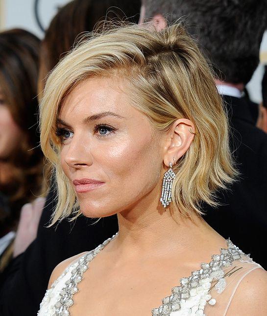 celebrities and helix earrings