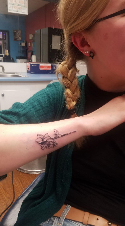 Henna tattoo evansville in