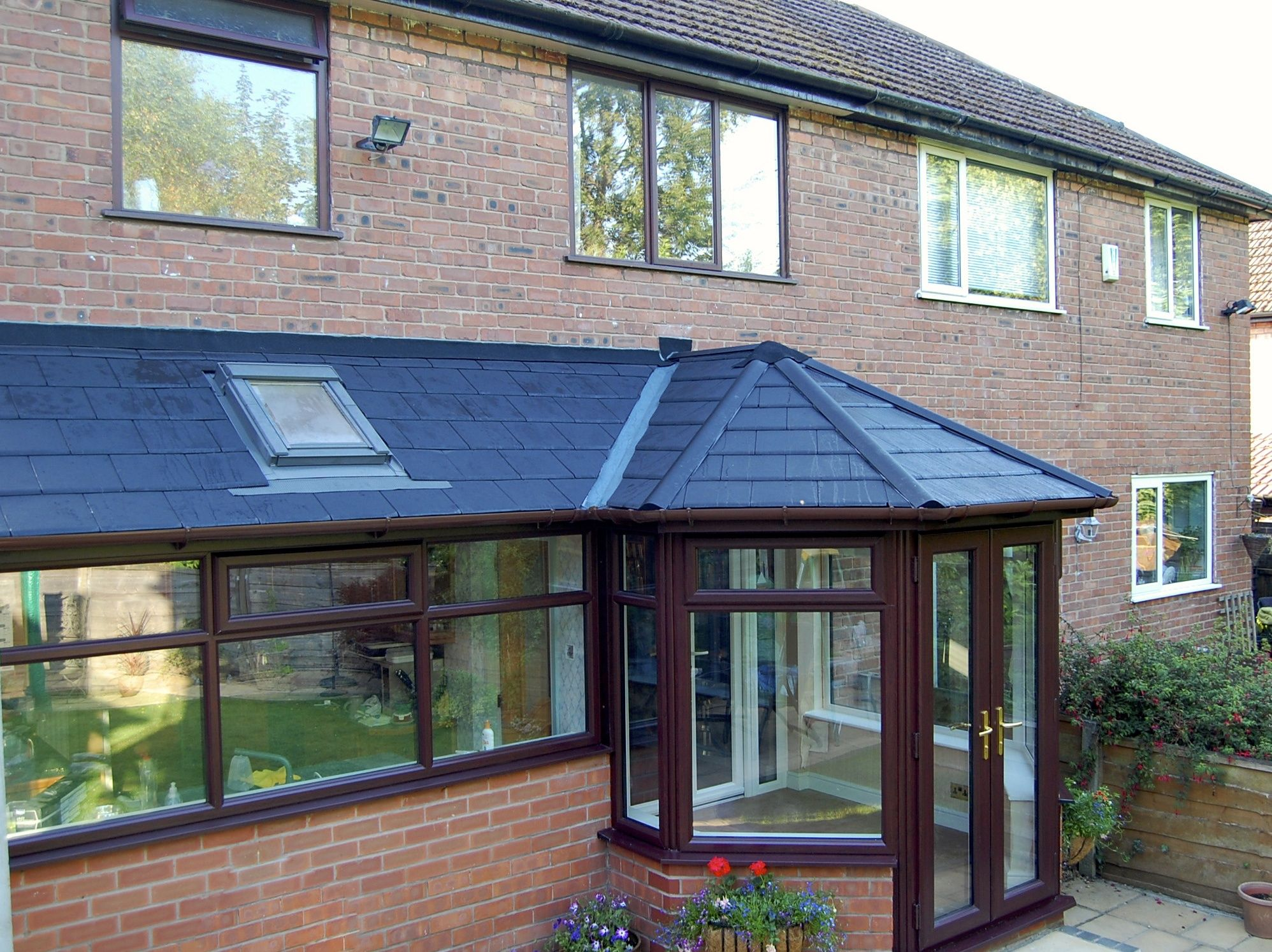 The New Tiled Conservatory Roof An Innovative Design Thermally Efficient All Year Round Www Re Tiled Conservatory Roof Conservatory Roof House Extensions