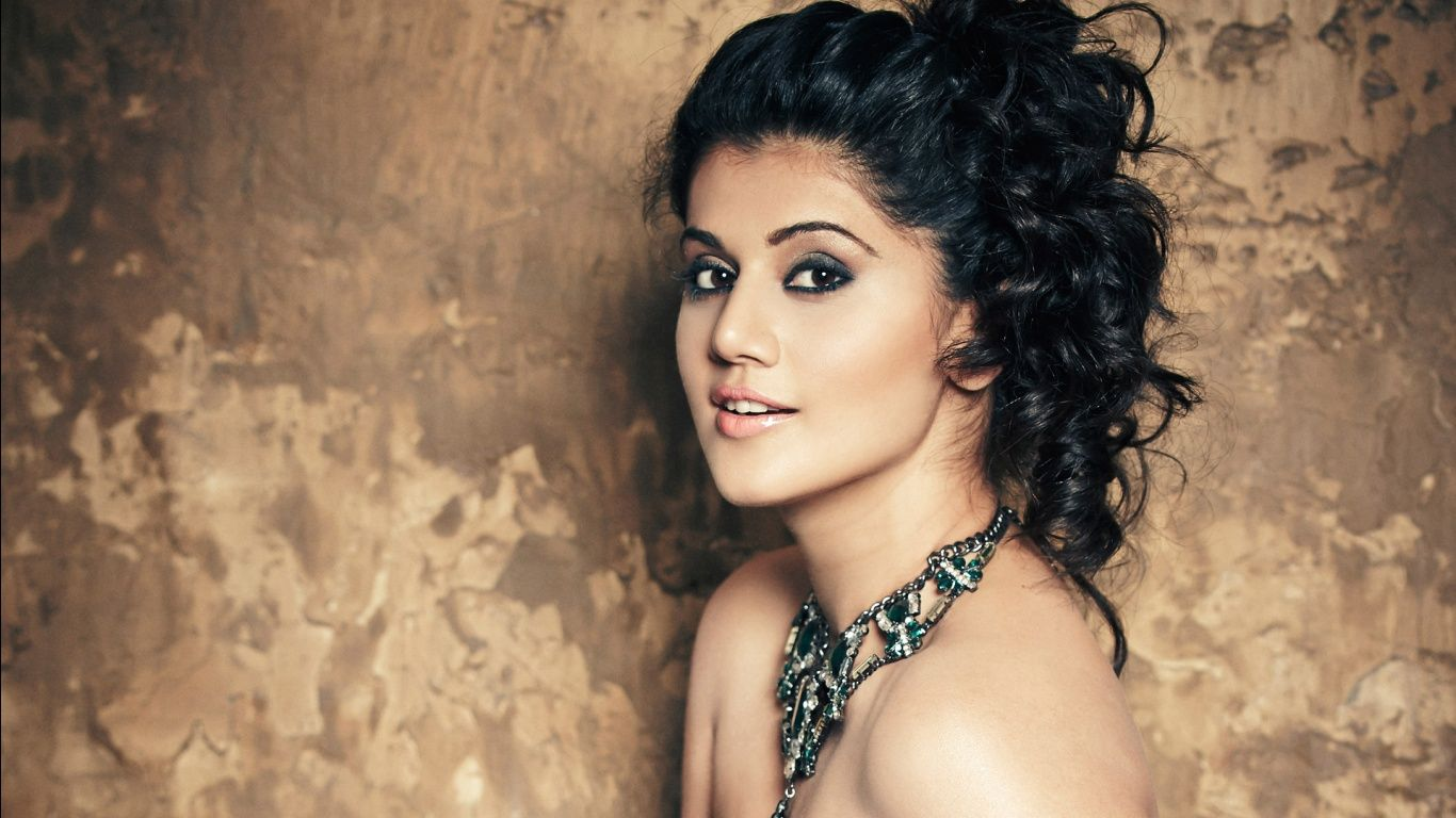 Next Generation Wallpaper Taapsee Pannuindian Actress 1366x768