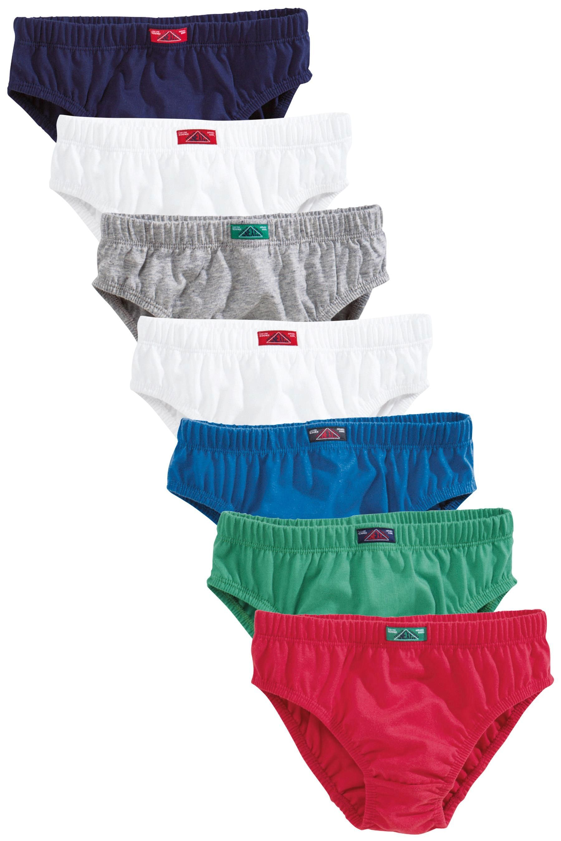 Buy Multi Colour Briefs Seven Pack (15 12Yrs) From The Next