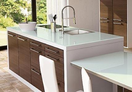 Küche Alles rund um die Arbeitsplatte Selbermachen wohnideen - k che arbeitsplatte glas