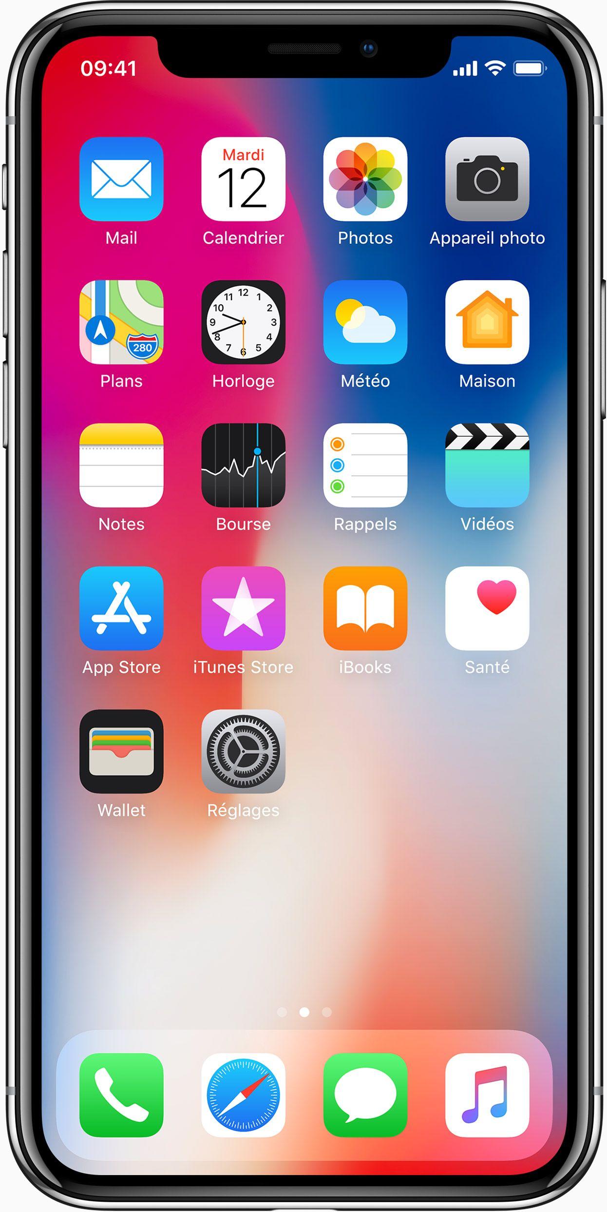Iphone X L Essentiel A Savoir Apple Smartphone Apple