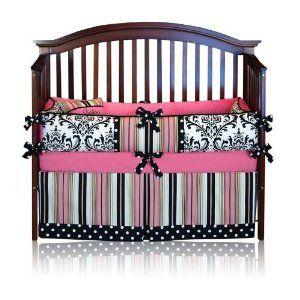 Sophia 5pc. Crib Bedding Set   Crib sets girl, Crib ...