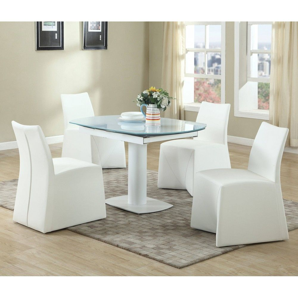 Grace Camila Dining Set By Chintaly Imports