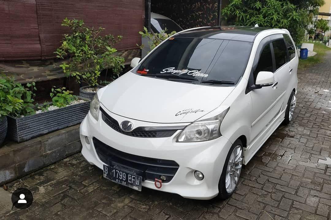 Modifikasi Toyota Avanza Dengan Menggunakan Velg Ring 16 Baru Dari Hsr Wheel Akan Memberikan Tampilan Mobil Lebih Berkelas Toyota Modifikasi Mobil Mobil