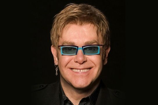 Famous homosexual people: Elton John