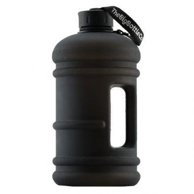 Jet Black Elite Big Bottle Water Bottle Bottle
