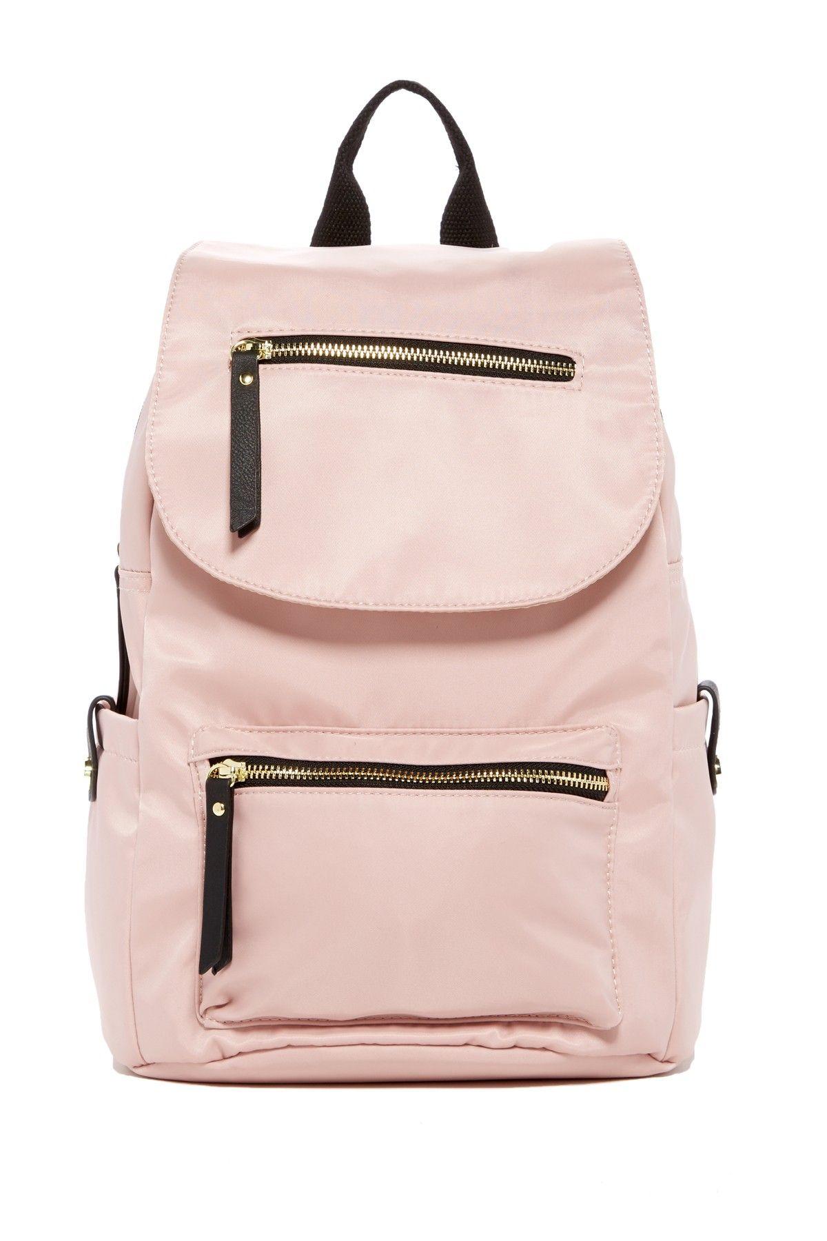 Madden Girl | Proper Nylon Flap Backpack | Backpacks, Nordstrom ...