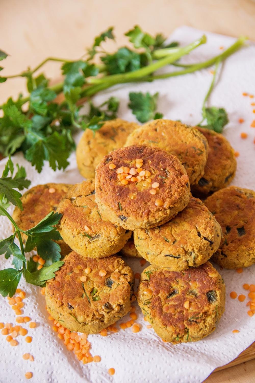 Eating Plants Najlepsze Kotlety Z Czerwonej Soczewicy Culinary Recipes Food Veggie Recipes