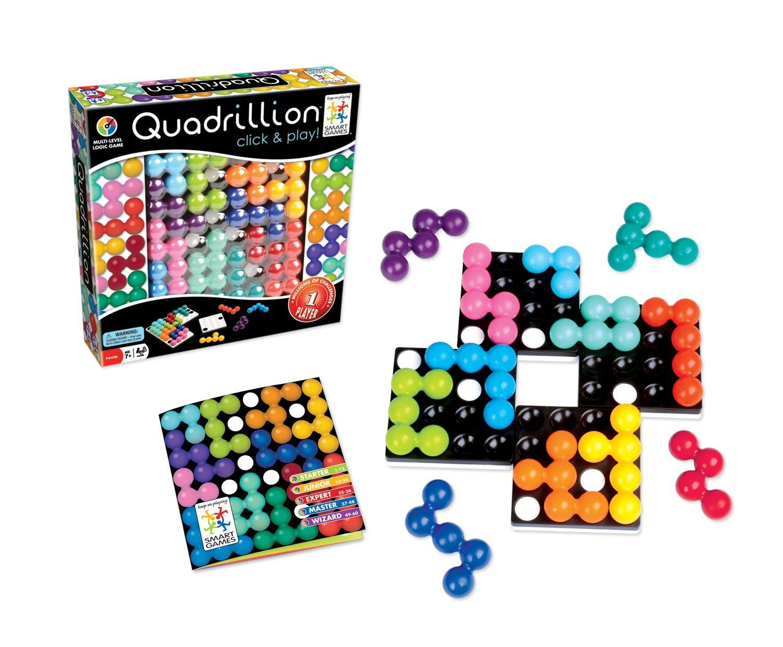 SmartGames Quadrillion Toys & Games Games