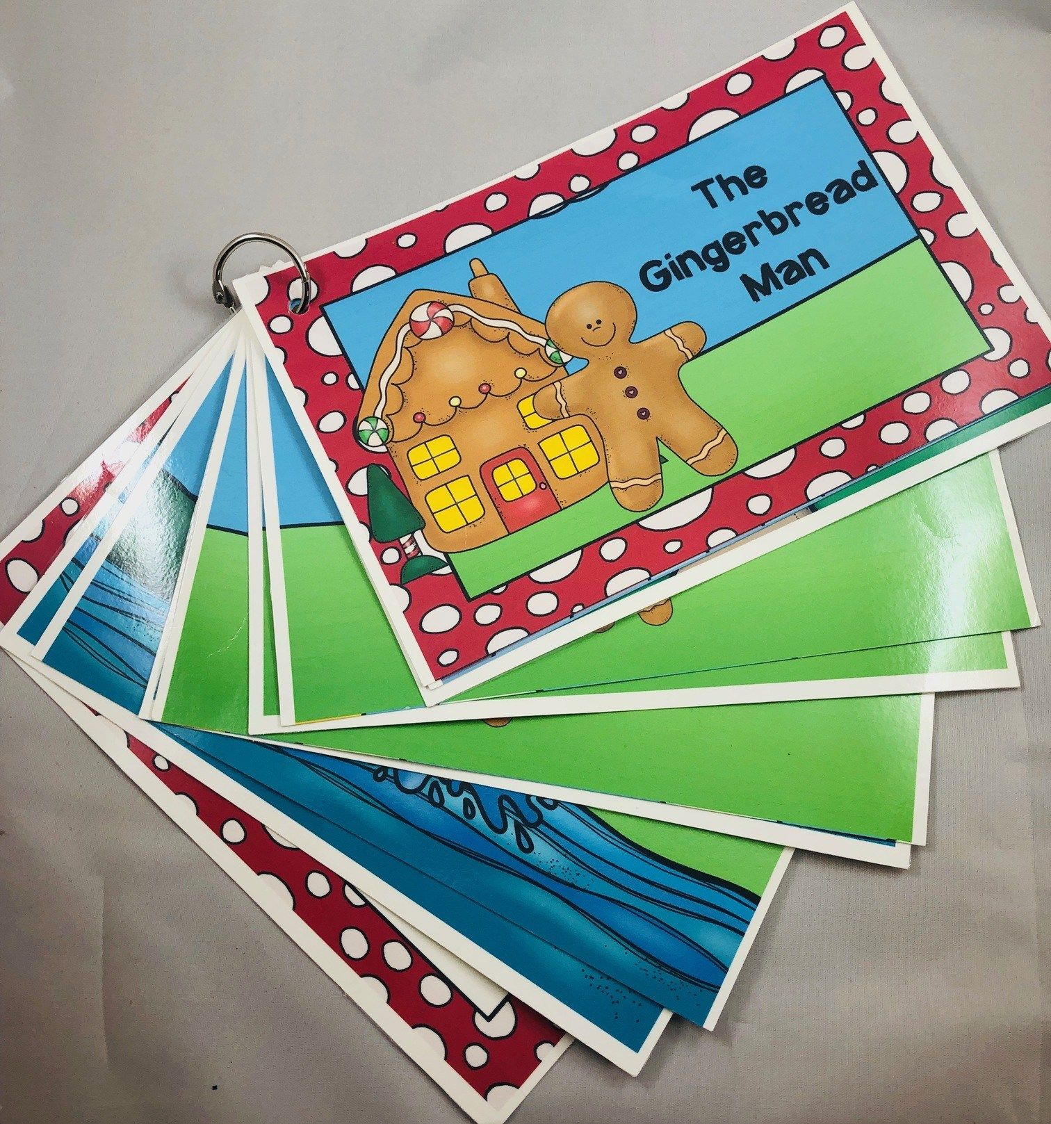 Gingerbread Man Lesson Plans For Preschool And Prek