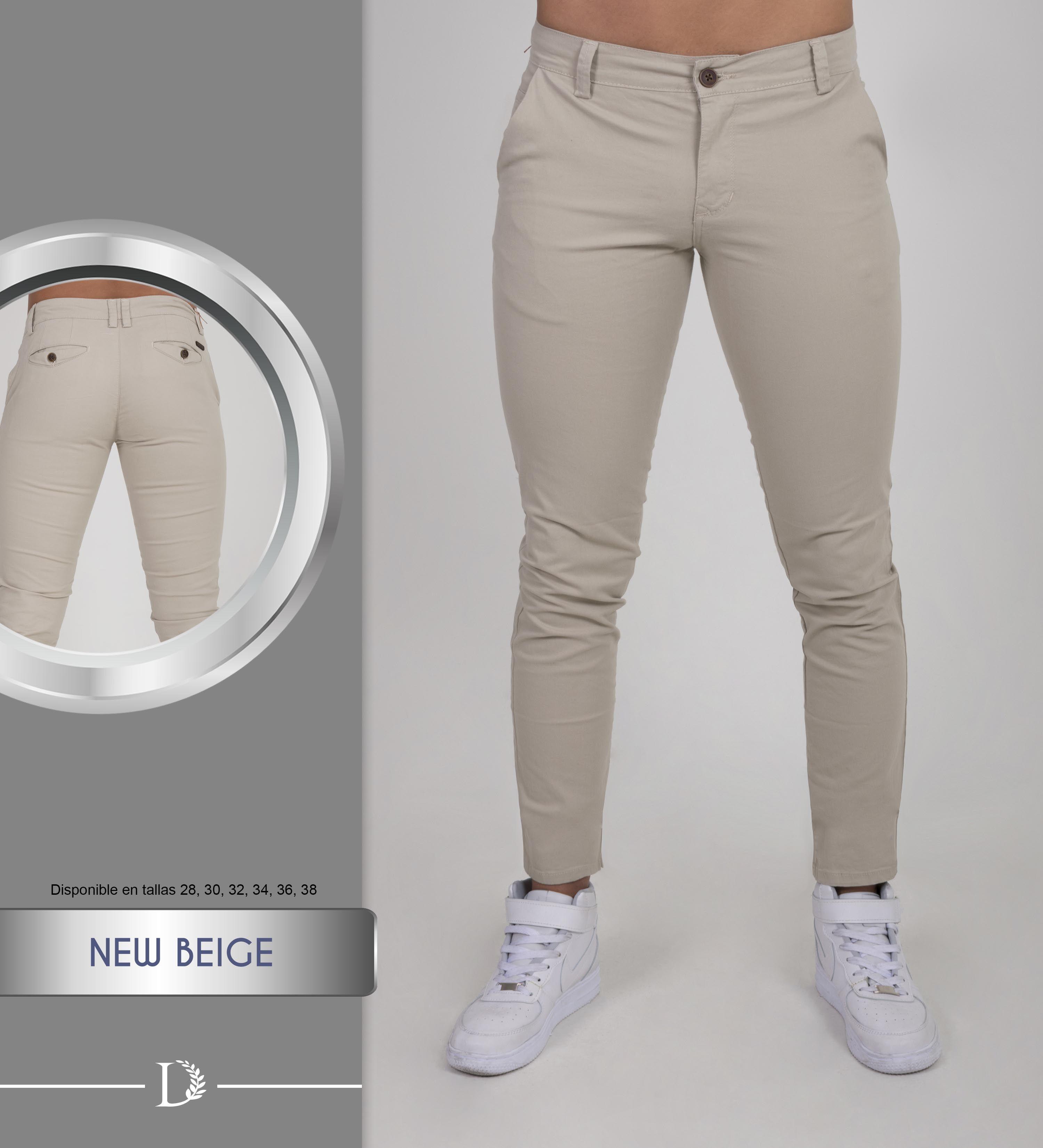 Nuestro Drills Color Beige Llevan Tu Elegancia Al Proximo Nivel Jeans Para Hombre Estilo De Ropa Hombre Vaqueros Hombre