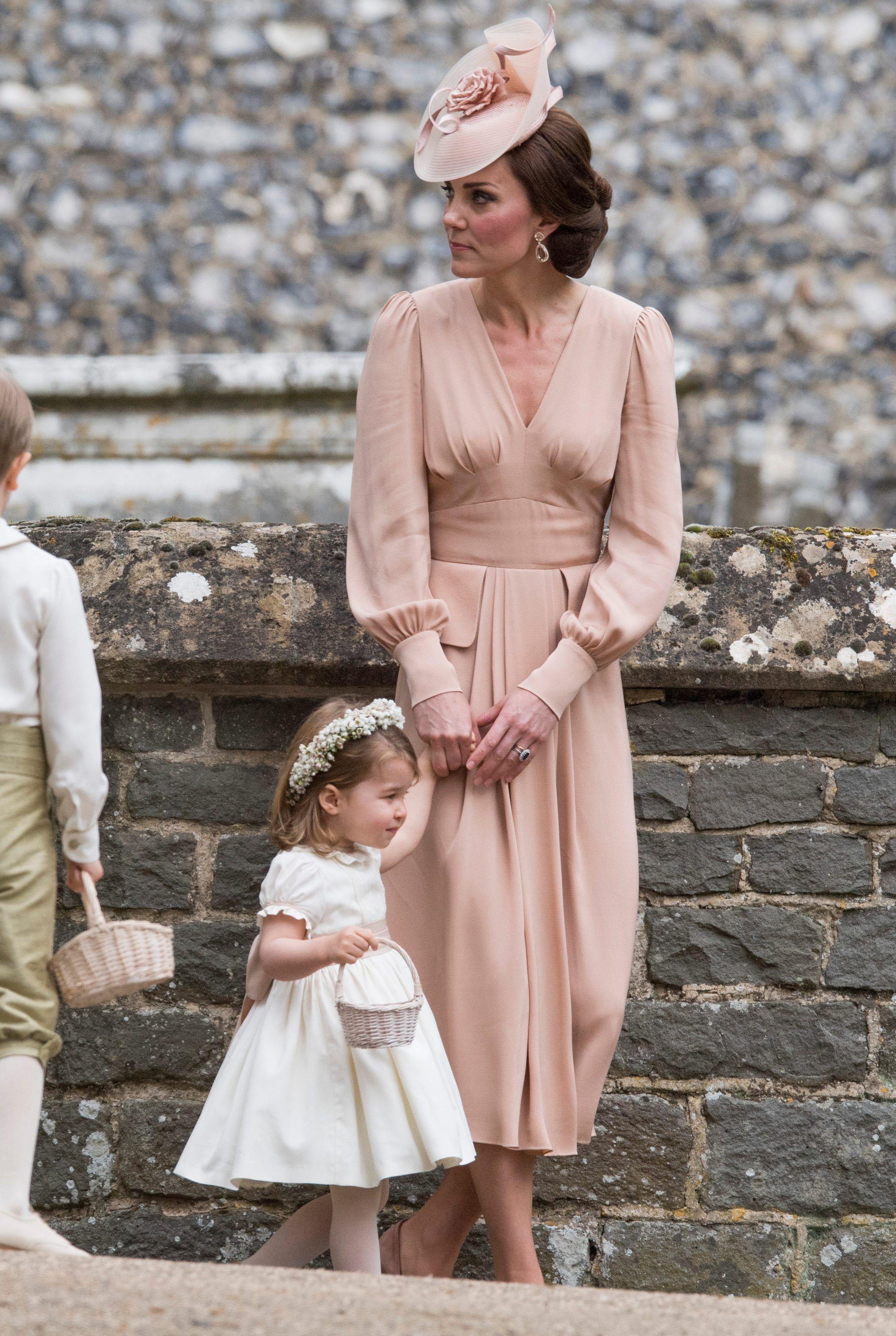 Il look di Kate Middleton per il matrimonio della sorella Pippa | My ...