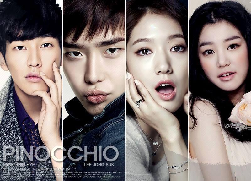 Download Drama Korea Pinocchio Episode 16 Subtitle – Dibujos Para