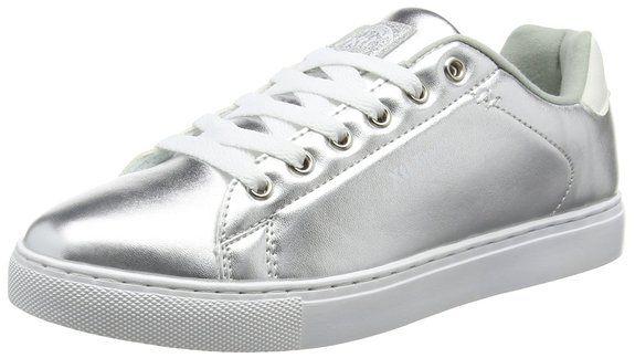 XTI - Sneaker da donna, Argento, 38