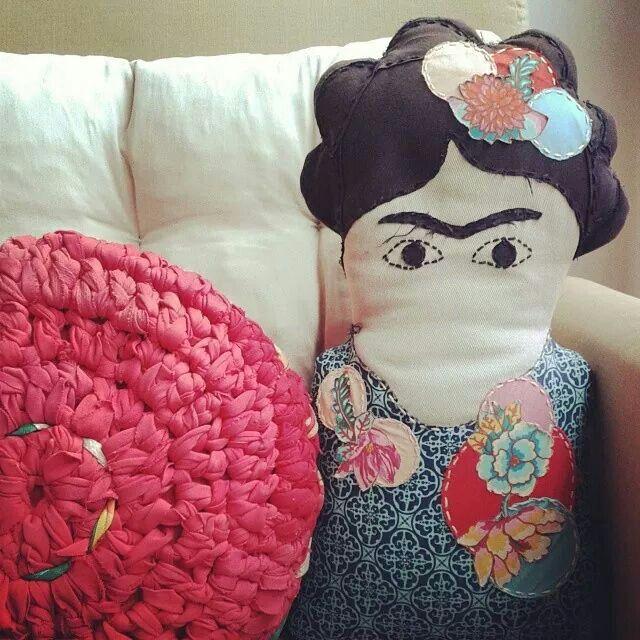Frida - foto Ateliê Ju Padilha