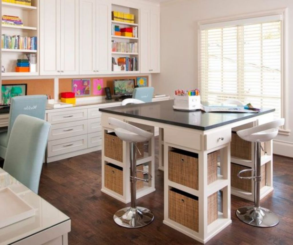 Craft Room Island | Some Considerations When Building Your Own Craft Room .