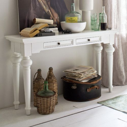 Found It At Wayfair Provence Console Table Living Rooms - Wayfair white sofa table
