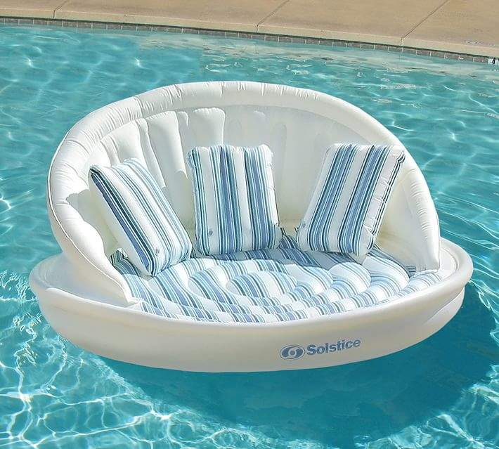 Divano aqua da piscina galleggiante Divano a sofà galleggiante da esterno Es Es-3570
