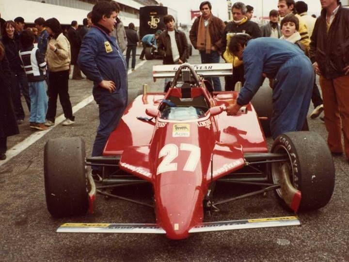 f1 126C2 Le Castellet. Formulas