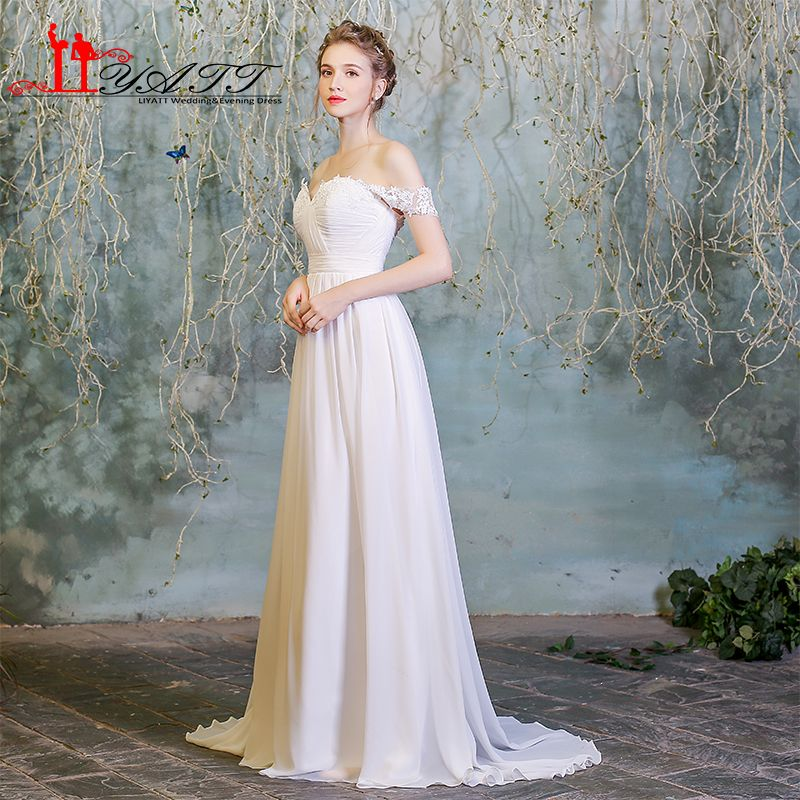Find More Wedding Dresses Information about LIYATT In Stock Summer ...