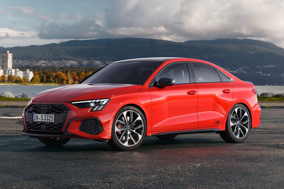 2022 Audi S3 Has Over 300 Horsepower Looks Sharp In 2021 Audi Berline Sedan