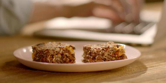 Nigella Lawson Breakfast Bars With Medjool Dates Cocoa Nibs And Cornflakes Simply Nigella Breakfast Bars Recipe Breakfast Bars