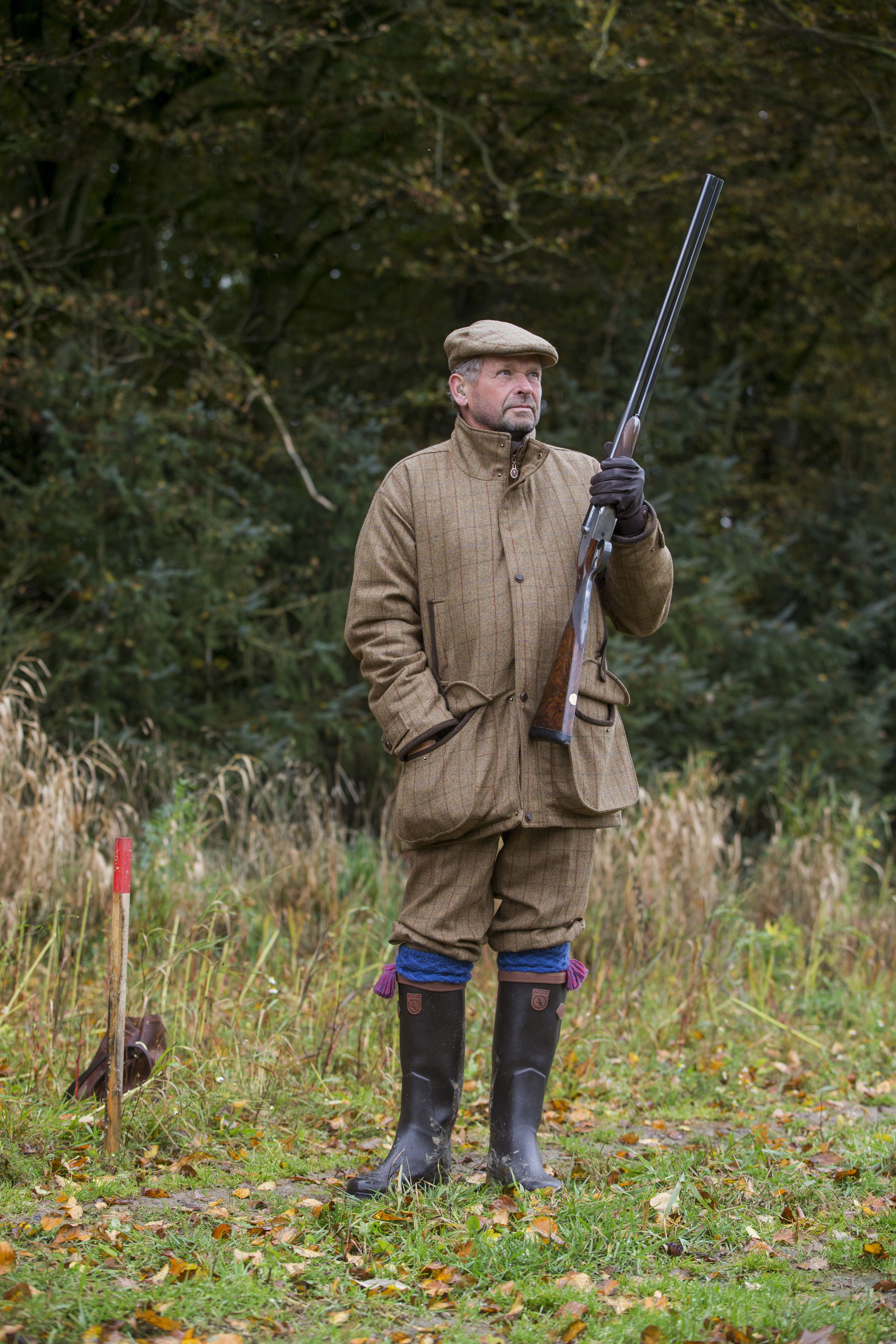 8a5cc77f09d66 Laksen Sporting Esk tweed jacket and breeks | Laksen Sporting in ...