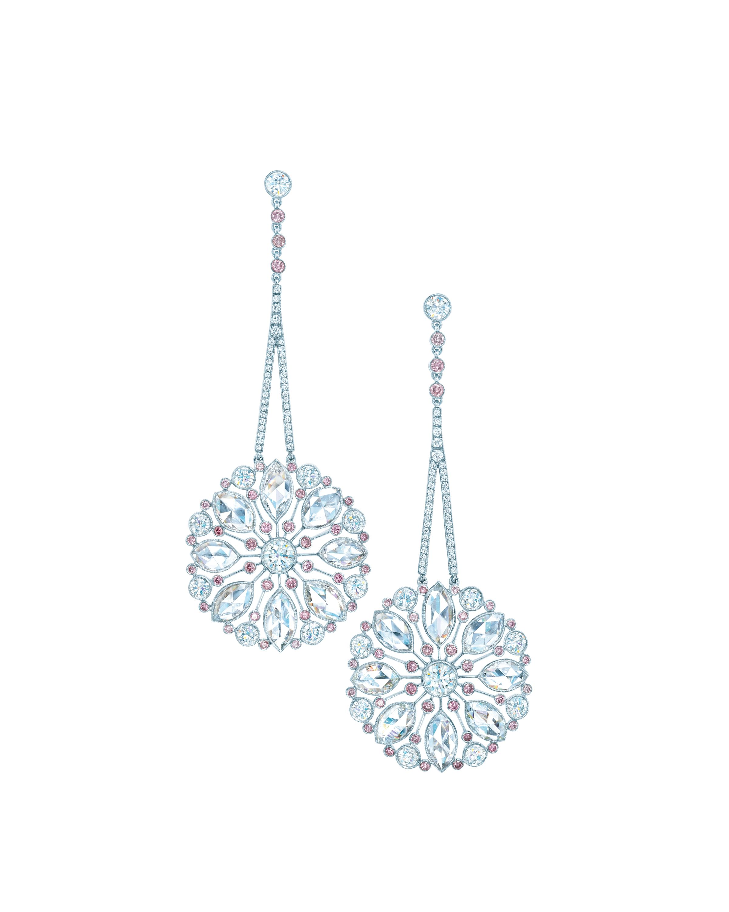 and pin tiffany jewelry diamond earrings emerald pinterest