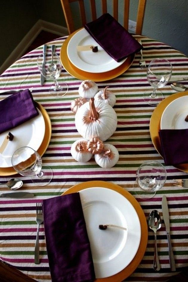 Thanksgiving Tablescapes 17 Pics Easy Thanksgiving Decorations Modern Thanksgiving Rustic Thanksgiving Decorations