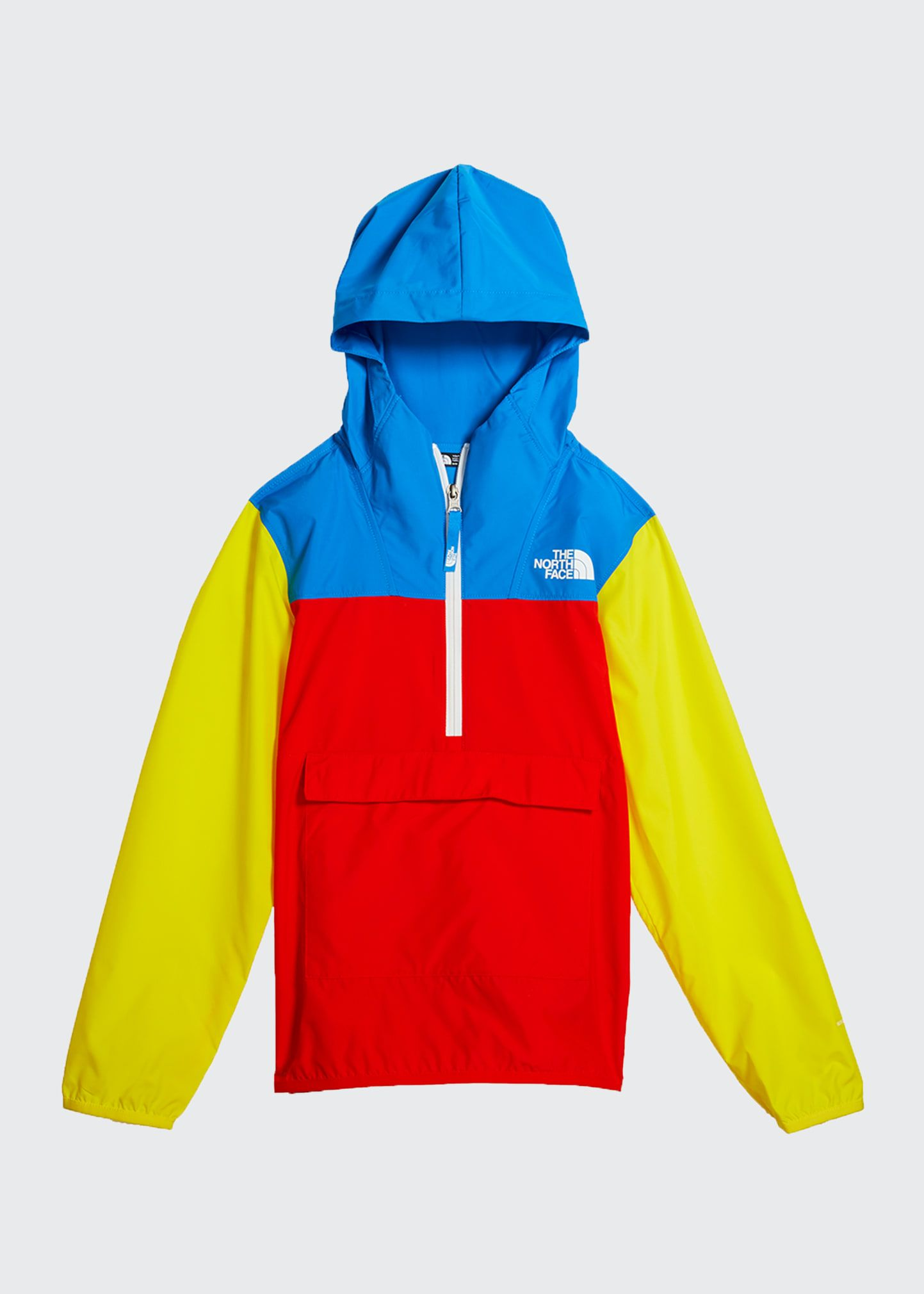 Boy S Colorblock 1 2 Zip Pullover Wind Jacket Wind Jacket North Face Outfits The North Face [ 2020 x 1443 Pixel ]