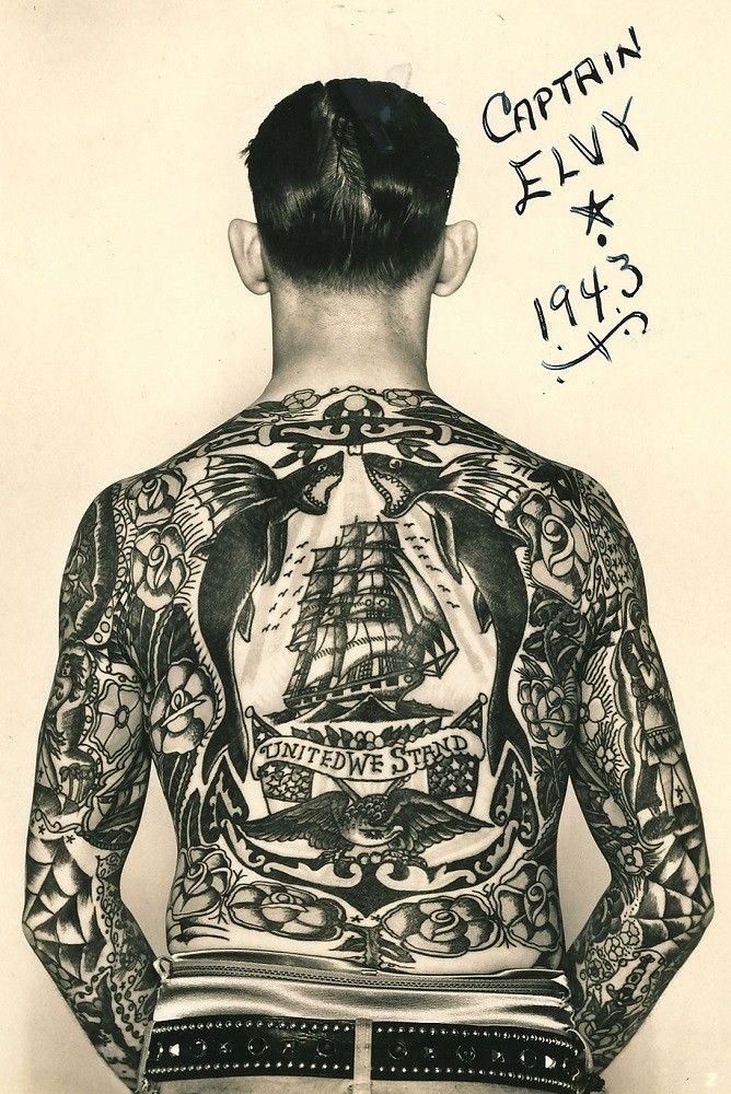 Les gars de la marine le tatouage de marin photos de - Tatouage de protection contre le mal ...