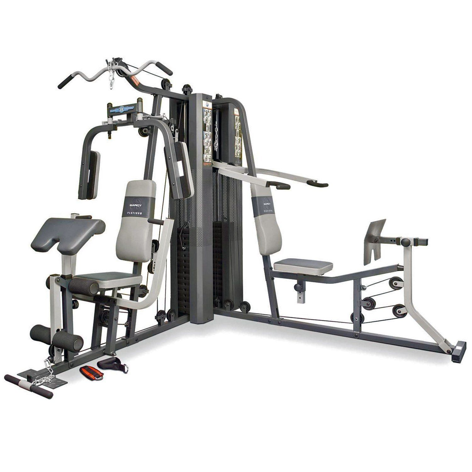 The ☛☛ marcy gs dual stack home gym review ☚☚ is