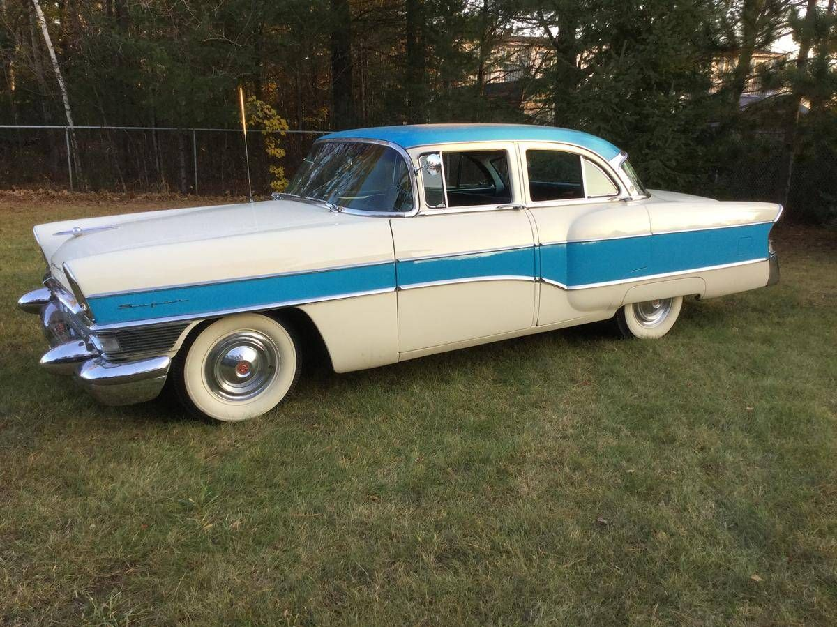 1955 Packard Clipper Constellation Maintenance/restoration of old ...