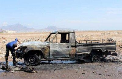 4 قتلى في انفجار بمنطقة المنصورة بعدن جنوبي اليمن