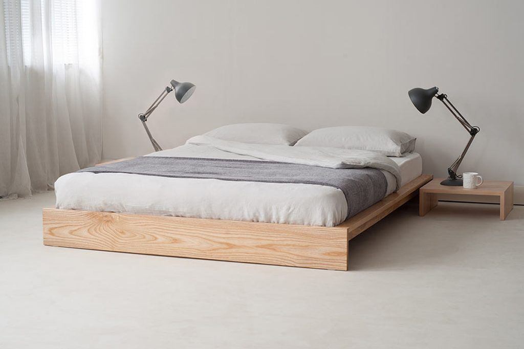 Basic Low Bed Frame Minimalist Bed Minimalist Bed Frame Low Loft Beds