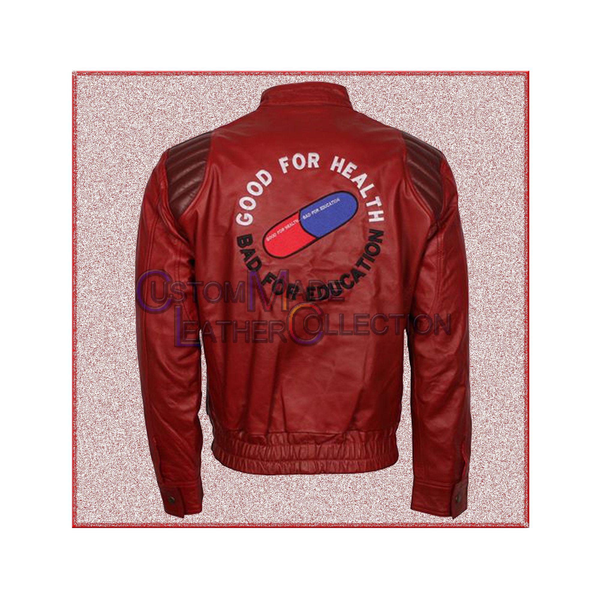 Akira Kanada Red Leather Jacket Etsy Leather Jacket Men Red Leather Jacket Leather Jacket [ 2000 x 2000 Pixel ]
